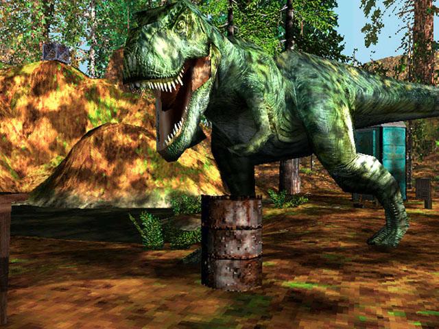 tres01 Trespasser   Jurassic Park [PC]