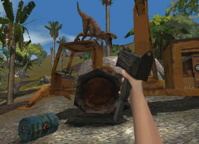 tres04 Trespasser   Jurassic Park [PC]