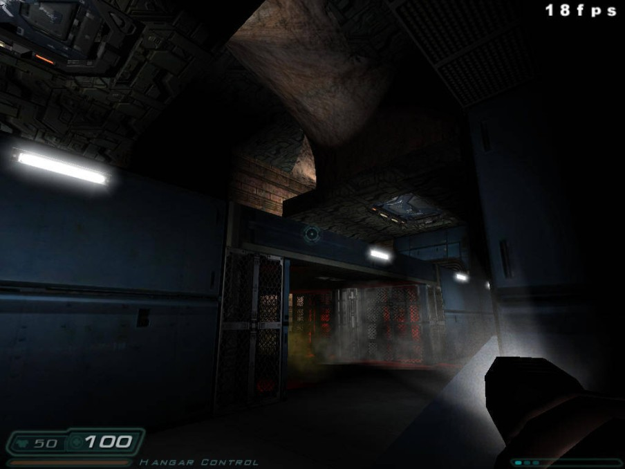 Selfmade Doom3 Maps | A3D's Let's Plays
